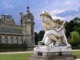 Le chateau de Chantilly