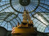 Le Grand Palais de Paris.