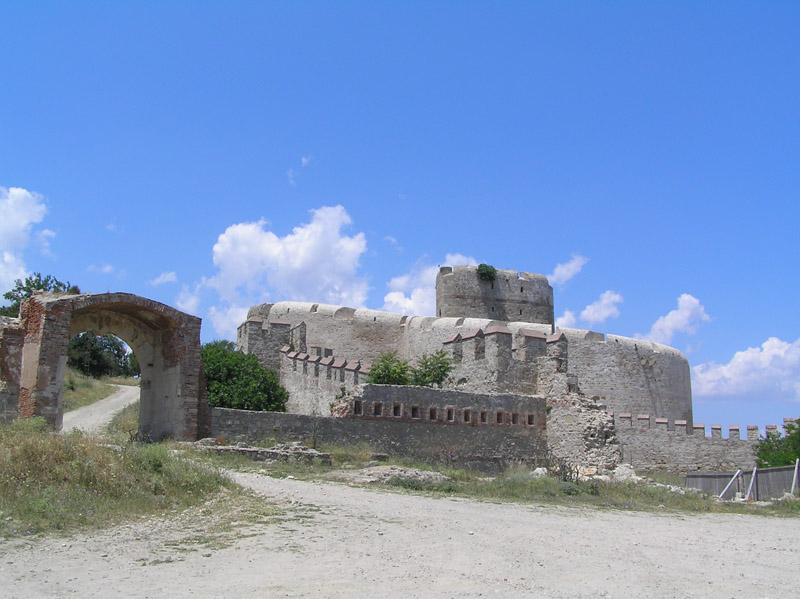Castle at European Side