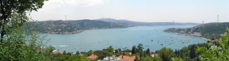 Bosphorus or Bogazici in Turkish