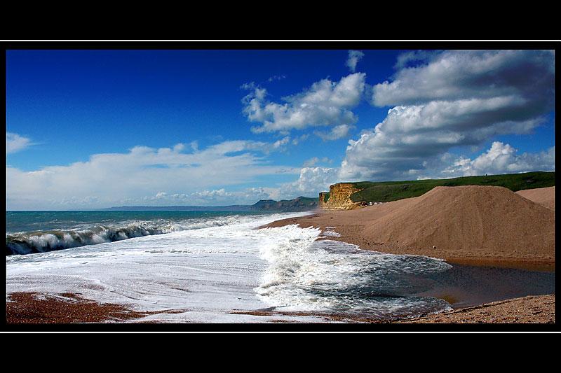 Towards West Bay, Dorset (3101)