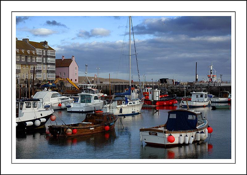 Harbour view, West Bay, Dorset