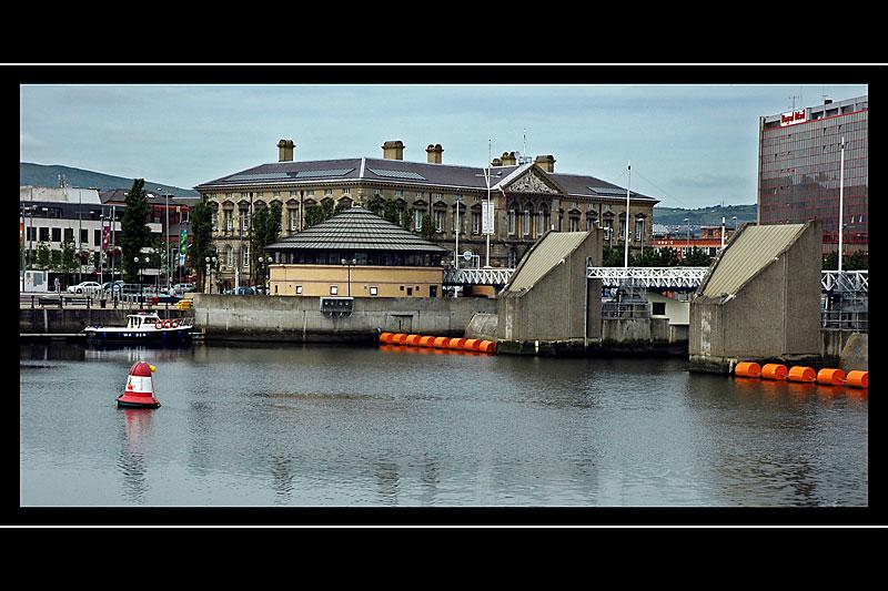 Laggan Look-out, Belfast, N. Ireland