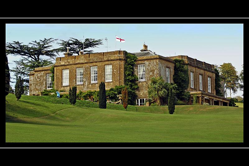 The big house, Cricket St. Thomas (1734)
