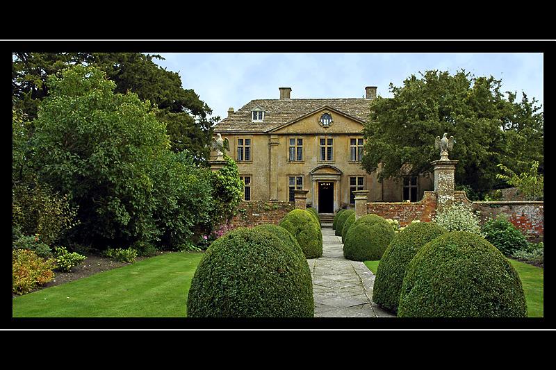 The house, Tintinhull Gardens, Tintinhull, Somerset