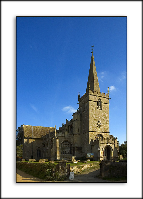St. Cyriacs, Lacock, Wiltshire