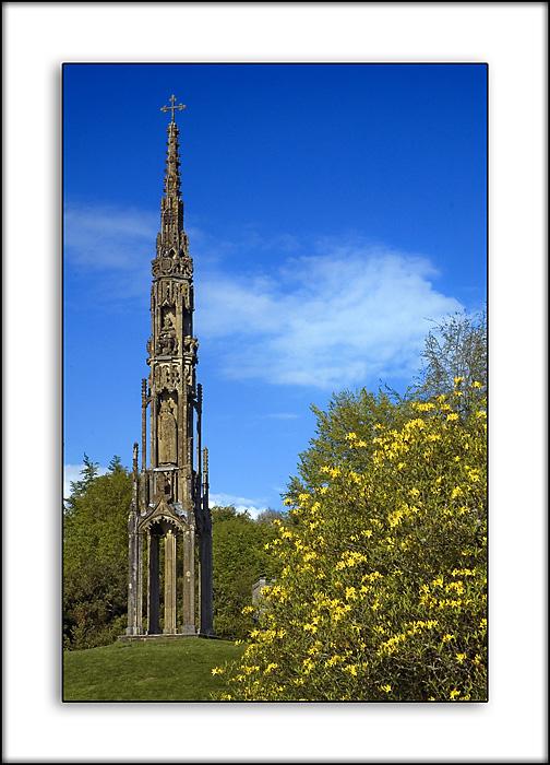The monument ~ Stourhead