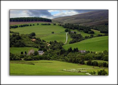 Somewhere near Ballindalloch! Banffshire, Scotland