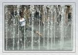 Fountain dancer, Belfast, N. Ireland