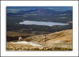 Loch Morlich from Cairn Gorm, Scotland