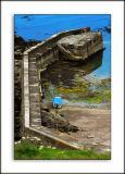 Pier at Pennan, Aberdeenshire, Scotland