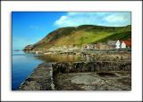 Crovie from the pier, Aberdeenshire, Scotland