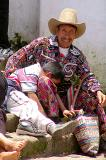 Father and Son from Solola