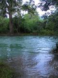 High Water, Rio Sabinas, Rancho Cielito, August 6, 2005