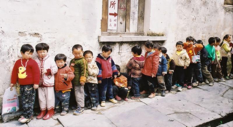 Children of Xidi China (Patrick Maechler)