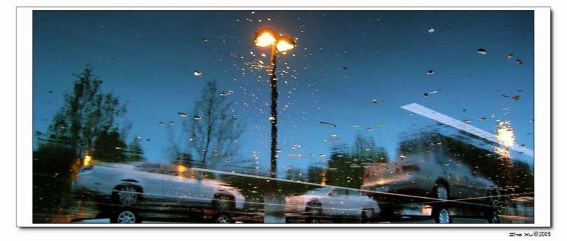 rain day impression (Zhe Xu)
