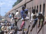 The train to Nampula, Mozambique (Andrea Rasetti)