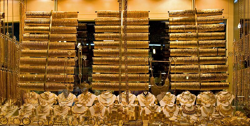 Gold-lovers paradise (Kapaliçarsi)