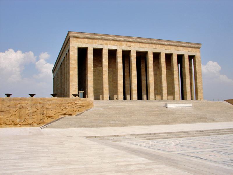 Anitkabir (Atatürks mausoleum)