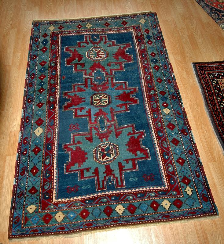 Kazakh, Lesghi Star