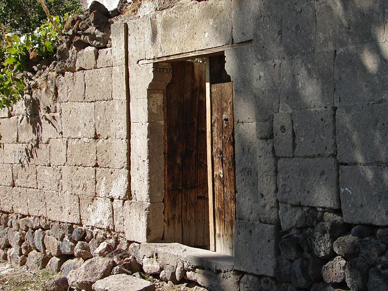 Doorway to the past