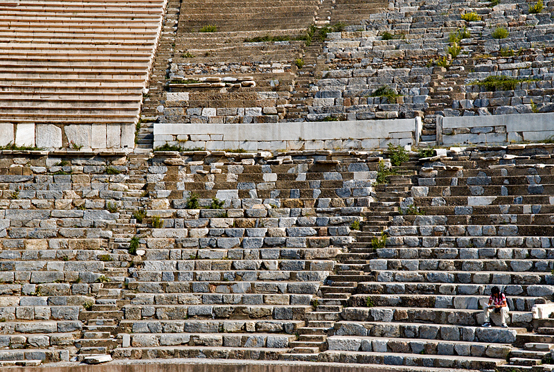 Ephesus, Great Theater