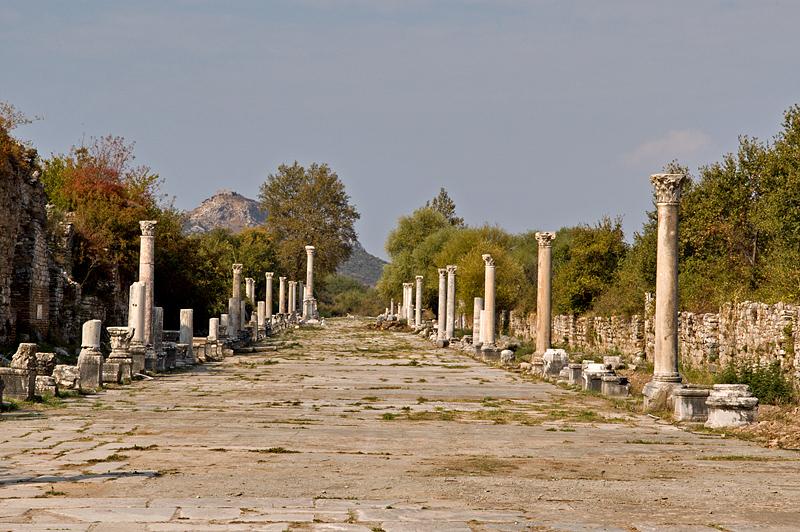 Ephesus, Harbor Street