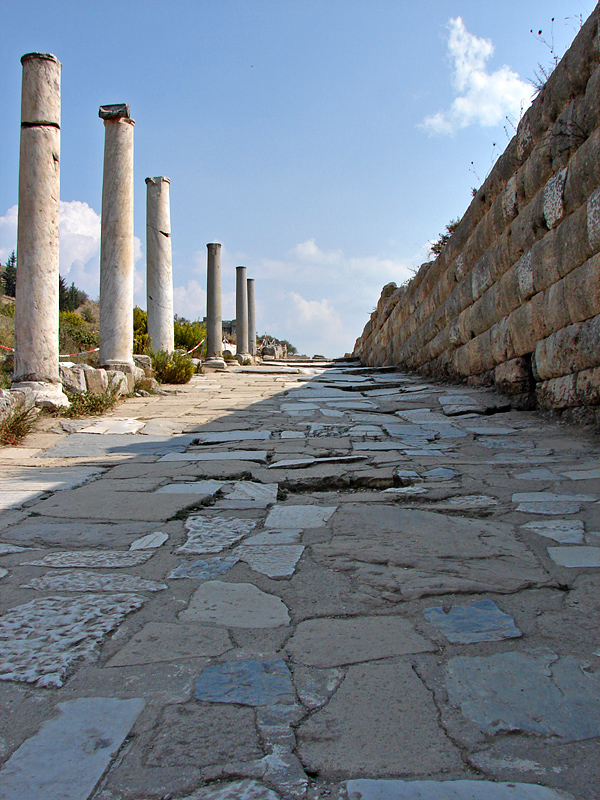 Ephesus, Curetes Way