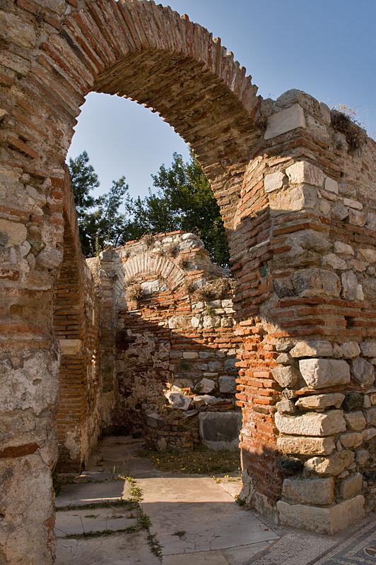 Selçuk, Basilica of St. John