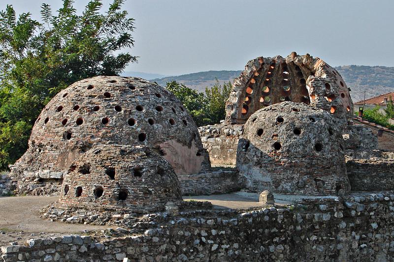 Selçuk, old hamam (bath)