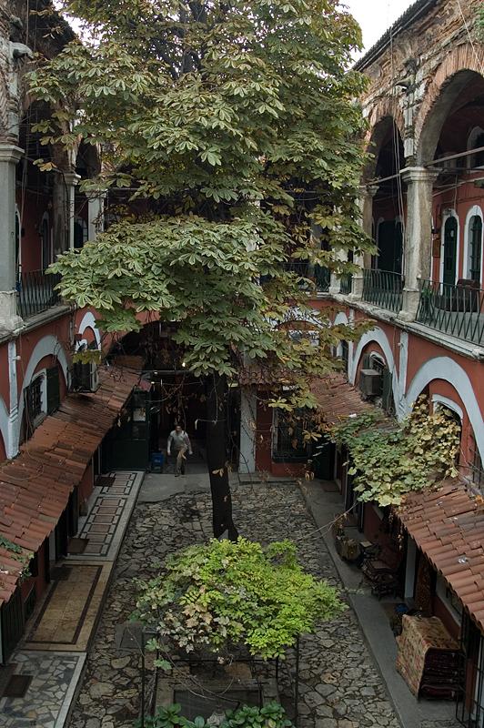Covered Bazaar
