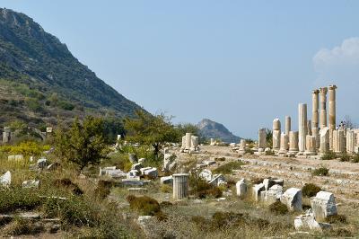 Ephesus, vista