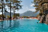 Poolside at Marmaris