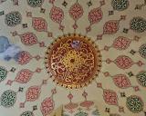 Harem, ceiling detail