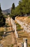 Ephesus, gymnasium area