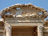 Ephesus, Celsus detail