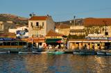 Foça, waterfront