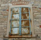 Rusty window