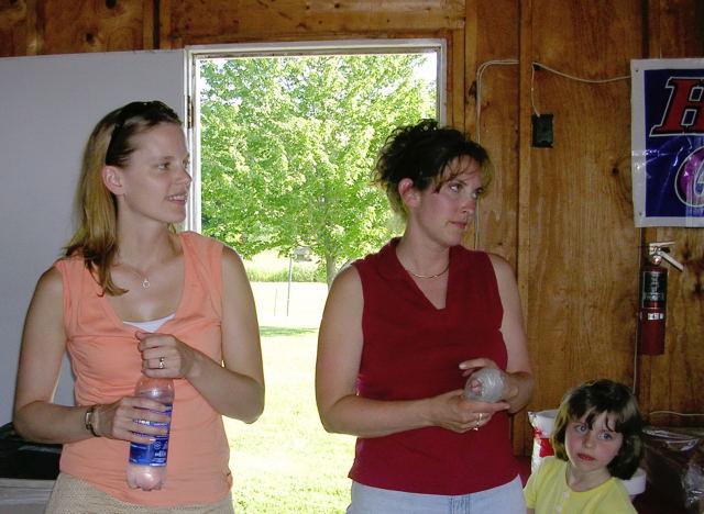 Cousins - Barbara, Lori, Miranda