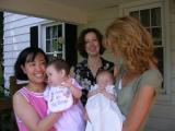 Lizla, Emilia, Corrie, Lia & Diana
