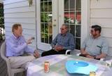 Jerry (71), Stan (abt 88) & Bill (abt 62) - amazing