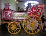 Bostock & Wombwell Menagerie Band Carriage, Ca. 1860