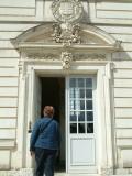 Ce château en belle pierre blanche appartient à la famille Hurault depuis 700 ans