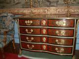 Commode en marqueterie d'époque Louis XIV