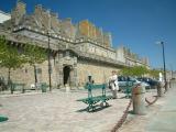 Remparts de la partie fortifiée de Saint-Malo