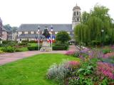 Église Saint-Léonard situé à Honfleur