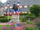 Monument en l'honneur des soldats du canton de Honfleur qui sont morts pour leur patrie