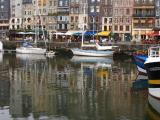 Le Vieux Bassin d'Honfleur(1)