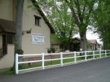 Notre hôtel situé pas très loin de Giverny