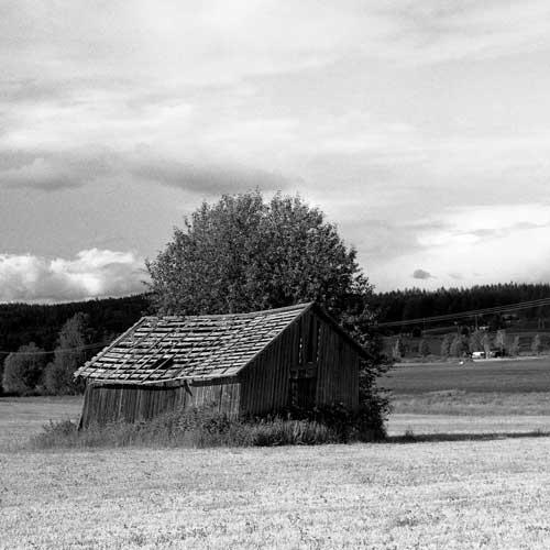 Innersjoe hay-shed.